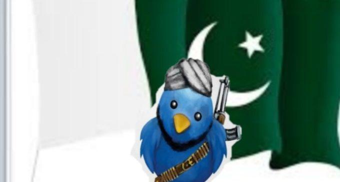 Twitter in terrorist scanner