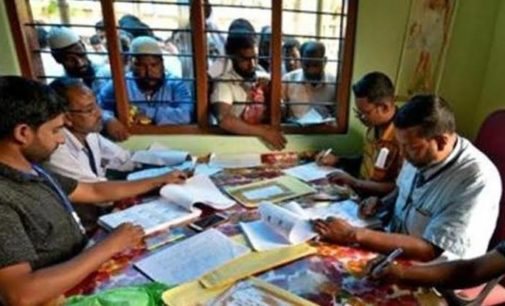 19 lakh illegals identified in Assam NRC