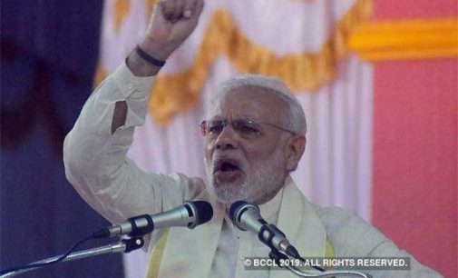 Conspiracy of US and Pakistan on Kashmir foiled by Modi
