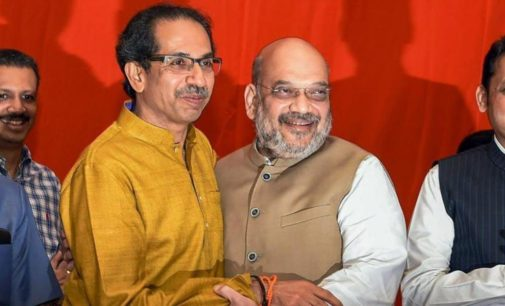 BJP and Sena deal poll alliance in Maharashtra