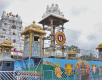 Mandapams of Tirumala a Marvel