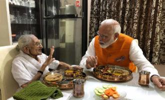 Modi BDay visits to Gujarat and Jharkhand