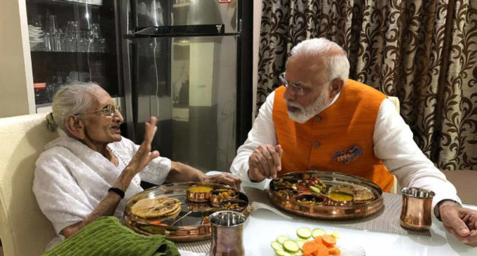 Modi BDay visits to Gujarat and Jharkhand