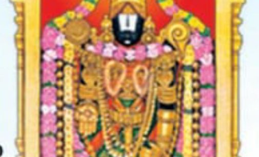 CM to offer Pattu Vastrams to Swamy Varu in Tirumala