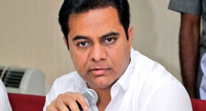 KTR breeding dissent in TRS