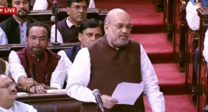 Amit Shah gunning for Telangana ?