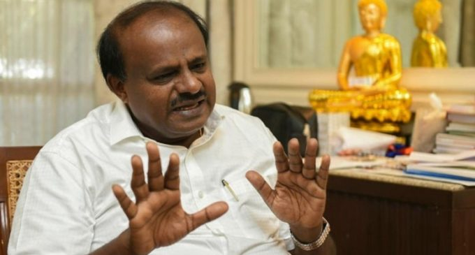 Modi an iron leg for Chandrayaan-2