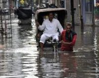 Bihar floats in heavy rain