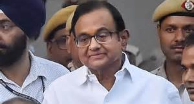 Why Chidambaram wants no Tihar stay ?
