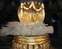 Darbha mats readied for Srivari Brahmotsavams
