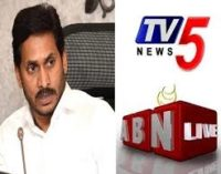 Media muzzling in AP- TV5 and ABN off air