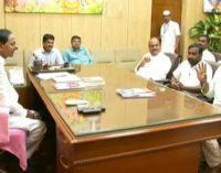 Telangana Schemes Impress Maharashtra Representatives.