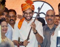 Bal thackeray grandson in 2019 assembly polls