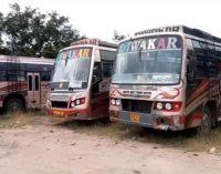 Jagan seizes Diwakar Travels buses