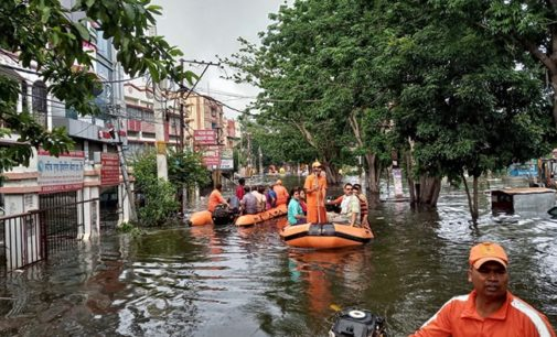 Climate change led to monsoon rain havoc and 1600 deaths