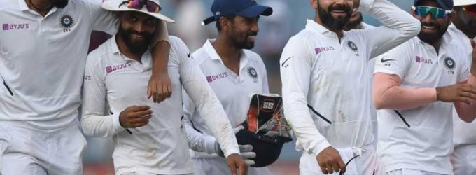 Kohli team cliches historic series with SA