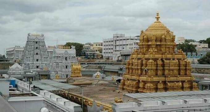 Powerful Scribes and officials of Tirumala