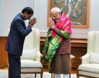 CM KCR To Meet PM Modi