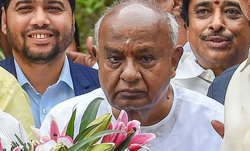 Deve Gowda suddenly likes Modi ,why ?