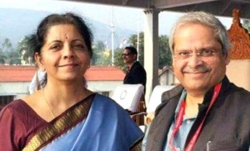 Nirmala snubs Parakala on slow down economy bard