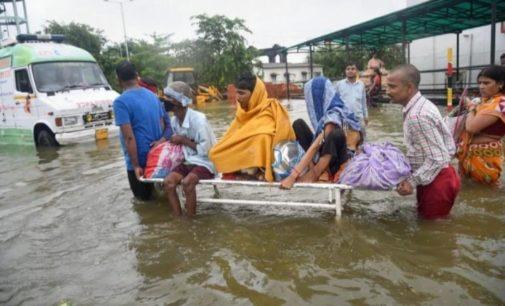 Rains kill 110 in UP and Bihar