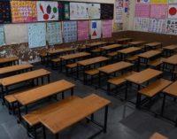 No students in J& K schools