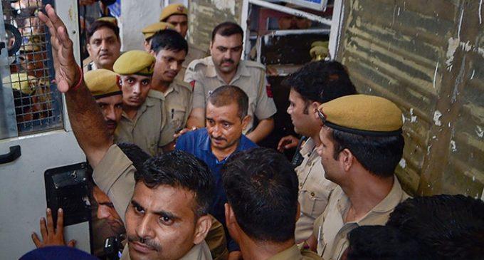Saffron lawmakers in rape Slur