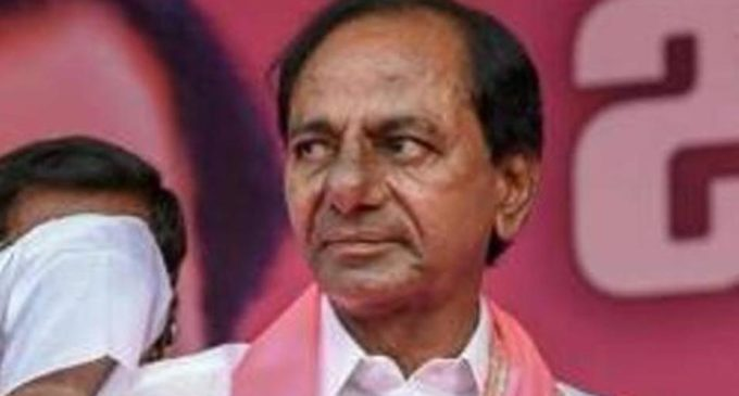 KCR sacks 48000 R.T.C workers