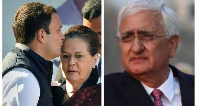 Congress in Crisis because of Gandhi's Exit ?