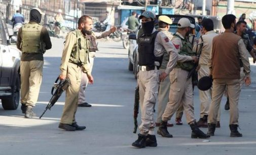 Terrorist threw grenade at Srinagar Lal Chowk