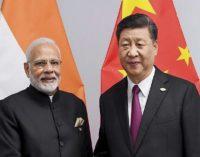 Modi -Xi lunch over trade talks