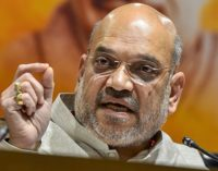 Amit shah begins dealing in Haryana