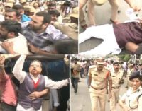 Congress seize of KCR home foiled