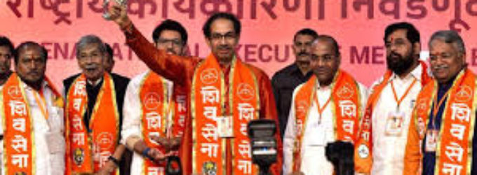 Analysts predict split in Shiv Sena