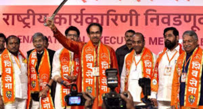 Analysts predict split in Shiv Sena