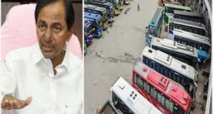 WHAT MAKES KCR SO CONFIDENT?