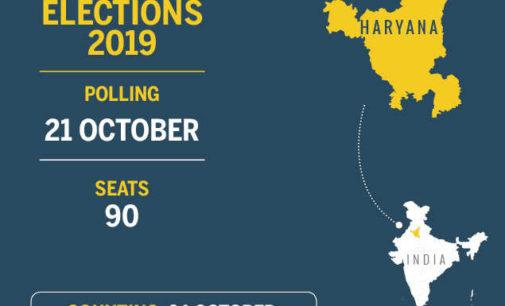 Poor polling in Maharashtra / Haryana
