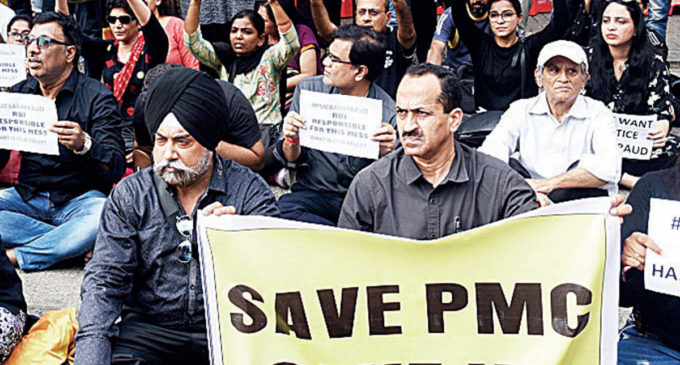 PMC fraudsters offer assets to meet depositors money