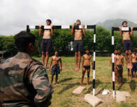 Army, police etc recruitment begins In Kashmir