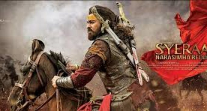 SYE RAA- A DULL ATTEMPT AT CREATIVE LIBERTY