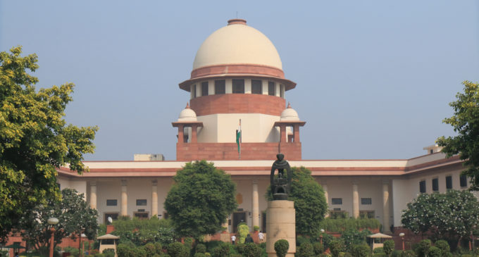 SC upholds Ram temple right at Ayodhya