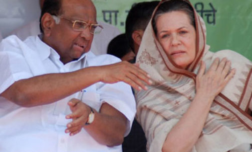 Sonia tying up with Shiv Sena