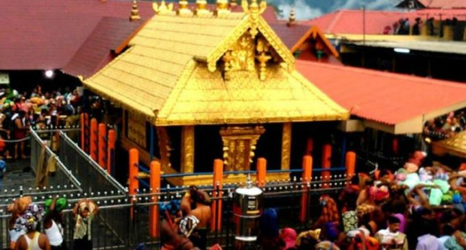 Sabarimala to open today, Kerala govt makes necessary arrangements