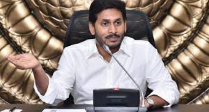 Jagan replaces Kalam name with that of YSR