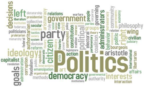 THE POLITICS OVER LANGUAGE