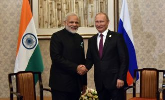 pm @ 11th BRICS Summit