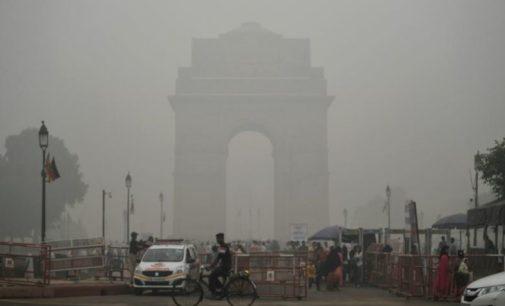 Delhi in health Crisis zone